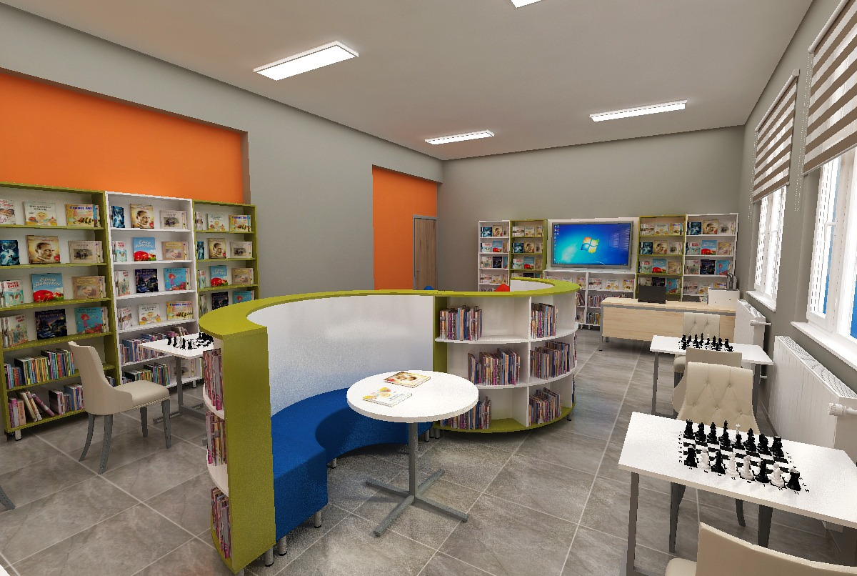 We will have opened 17 new libraries at the end of this year.